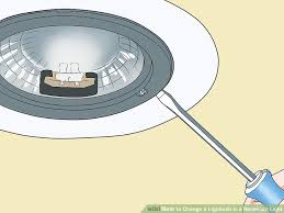 how to replace recessed light bulb how to change a lightbulb in a recessed light 14 steps