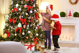 decorating a tree without ornaments decor ideas