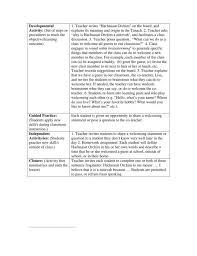 teachlearngrow grade 5 physical education pe lesson plan template