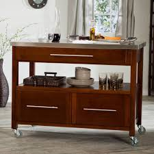 kitchen island carts on wheels mobile islands for kitchens picture awesome kitchen island carts
