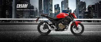 honda cb 500 cb500f u003e bikes and sporty looks