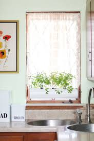 make a floating pvc window planter growing herbs planters and herbs