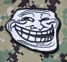 Troll Meme Mask - патч ffi meme patch trollface with velcro 27 august 2015 blog