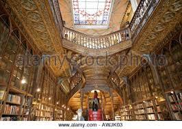 Arcaid Images Stock Photography Architecture by Lello U0026 Irmao Bookstore Interior In Porto Portugal Stock Photo