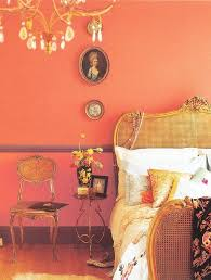 orange paint and interior decorating color schemes inspired by