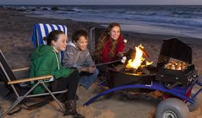 Beach Fire Pit by The Beachcomber At Crystal Cove Fire Pit Experience U0026 Beach Rentals