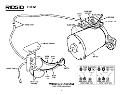 ridgid table saw r4513 parts ryobi table saw switch wiring diagram wiring diagrams