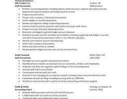 sle resume staff accountant position summary for accountant accounts payable job description image resume exles nice duties