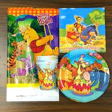 winnie the pooh thanksgiving online get cheap winnie the pooh paper plates aliexpress com