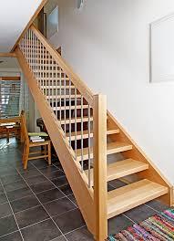 gerade treppe holzwangentreppen kliegl treppenbau