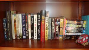 battle hymns behold the shelves