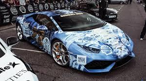 blue camo lamborghini lamborghini gumball 3000 2016 cars pinterest gumball 3000