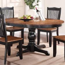 Rectangular Pedestal Table Winners Only Carson 66