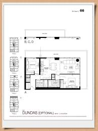 Church Floor Plans by 365 Church Condos Home Leader Realty Inc Maziar Moini Broker
