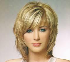 medium length layered hairstyles for fine thin hair