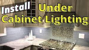kitchen cabinet lighting brackets how to install cabinet lighting in the kitchen hardwired