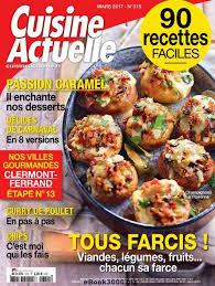 farce cuisine cuisine actuelle mars 2017 free pdf magazine