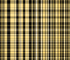yellow black plaid fabric pond ripple spoonflower