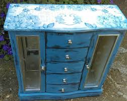 Shabby Chic Jewelry Armoire by Jewelry Armoire Etsy