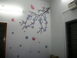 Wall Design For Hall Ideas About Painting In Hall Free Home Designs Photos Ideas