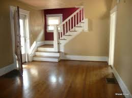 brown painted rooms