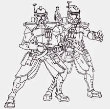 star wars clone trooper coloring pages coloring pages online