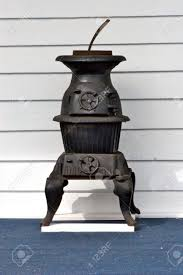 old black wood burning stove stock photo picture and royalty free