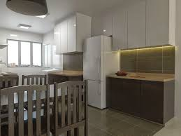 Best Kitchen Cabinets For Resale Resale 3 Room Flat Kitchen Cabinet Design Freelance Interior