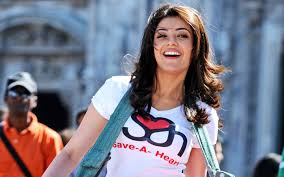 gorgeus actress kajal agarwal face closeup hd wallpaper kalal