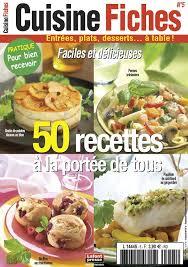 fiches cuisine cuisine fiches recettes pratique cuisine loisirs 1001mags