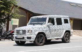 2019 mercedes amg g63 looks just about ready for prime time inside