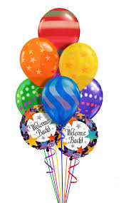 balloon bouqet jumbo airspray balloon bouquet 9 balloons balloonz