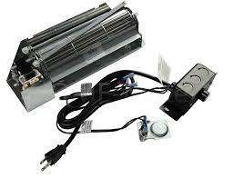 hongso 16y new fbk 250 replacement fireplace blower fan kit for