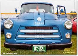 1959 dodge truck parts fargo trucks a brief history