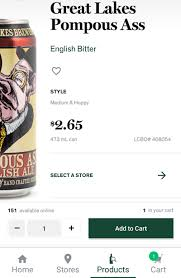 order directly from new lcbo mobile app ontario beverage