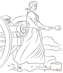 Thirteen Colonies Blank Map by Molly Pitcher Coloring Page Free Printable Coloring Pages