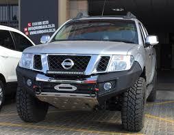 black nissan pathfinder 2015 rhino 4 4 nissan navara front evolution bumper