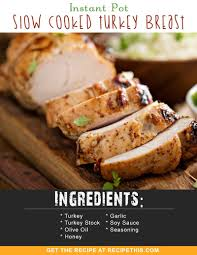 whole cooked turkey instant pot cooked turkey breast recipe this