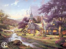 remembering kinkade s legacy how one s canvas prints