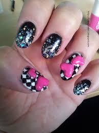 3d nail art 3d acrylic nails inlay nail art by 3d nail designs