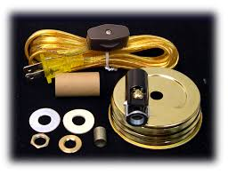 small light socket kit mason jar lid lighting kits for inside of jars national artcraft