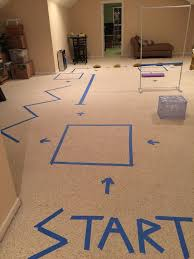 Backyard Obstacle Course Ideas What A Fantastic Idea Take Away The Boredom Of A Rainy Day With A