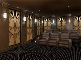 deco home interior deco acoustic panels styles deco theater designs