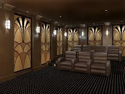 art deco acoustic panels styles art deco theater designs