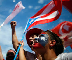 Puertorican Flag Will Puerto Rico Be America U0027s 51st State The New York Times