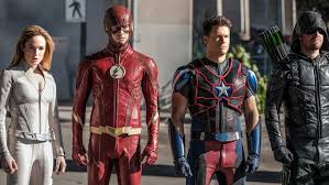 cerita film operation wedding the series crisis on earth x arrowverse crossover parts 3 and 4 recap variety