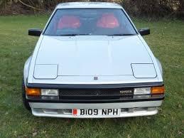 toyota celica convertible for sale uk ma61 mk2 celica supra 2 8i auto sold 1985 on car and uk