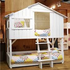 Treehouse Bunk Bed MDF - Treehouse bunk beds