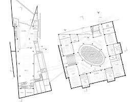 gallery of heritage park of qin er shi mausoleum lacime heritage park of qin er shi mausoleum lacime architectural design 19 21 l3 floor plan