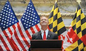 Flag Of Baltimore Gov Martin O U0027malley And Family Are Moving Back To Baltimore This